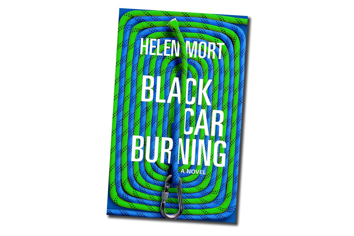 Black Car Burning book cover