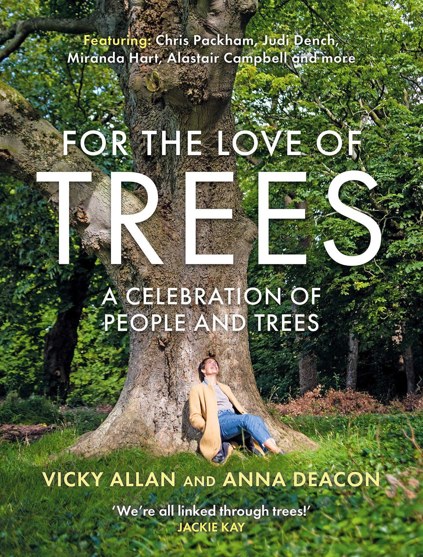 For the Love of Trees book cover