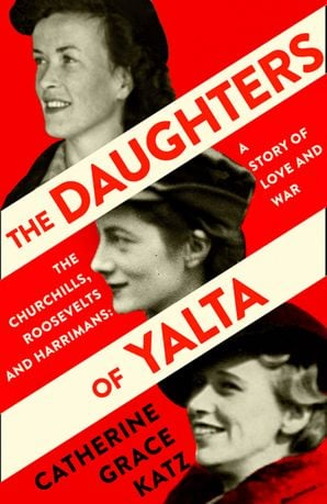 The Daughters of Yalta book cover